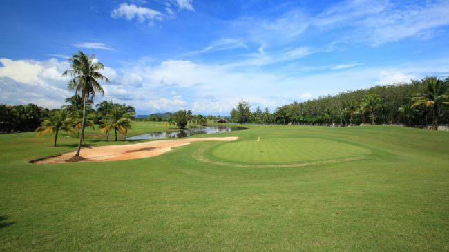 campos de golfe