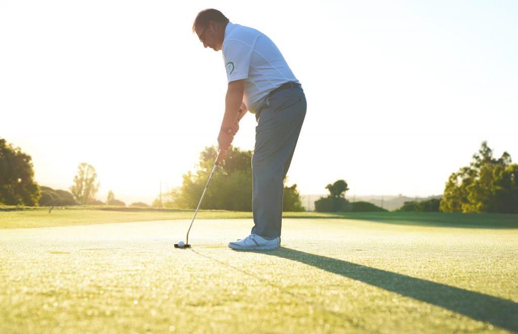 história do golfe