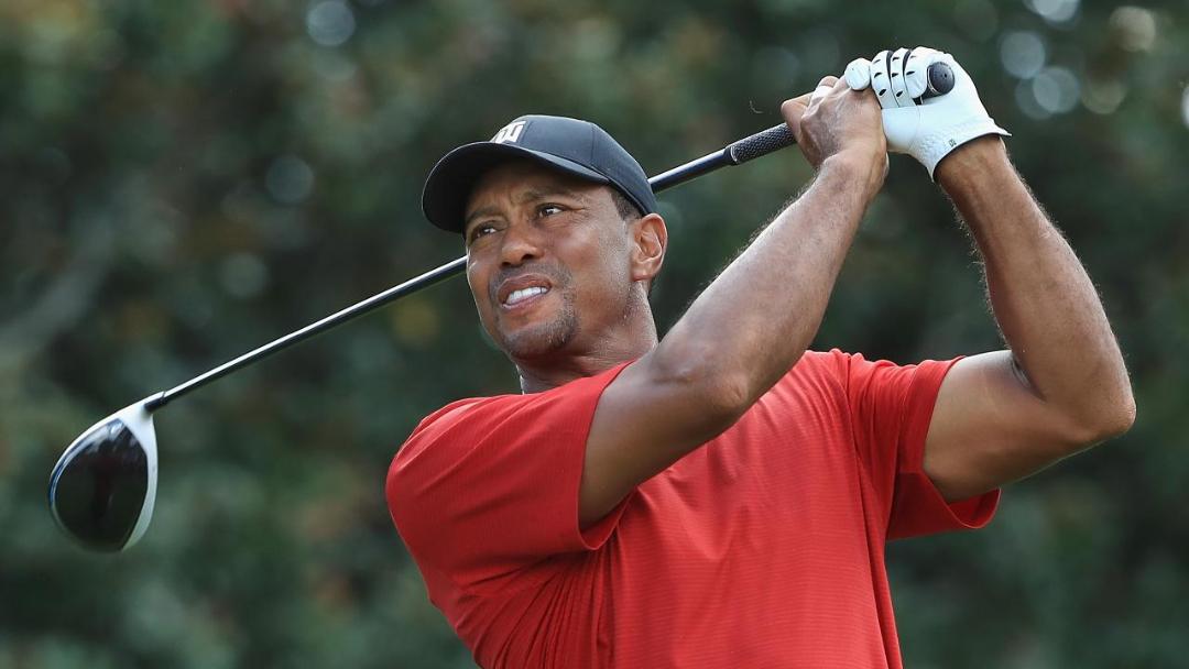 Tiger Woods, uma história de superação