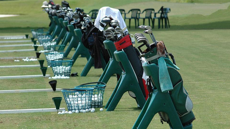 como jogar golfe