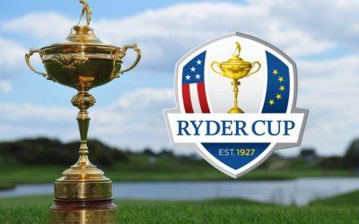 Ryder Cup, pela primeira vez na França em setembro de 2018