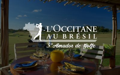 3º L'Occitane Au Brésil Amador de Golf