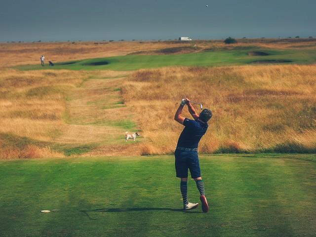 golf na inglaterra