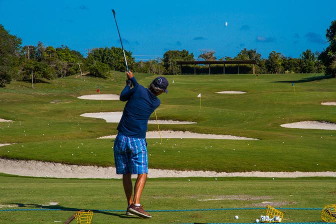 6° aberto terravista de golfe