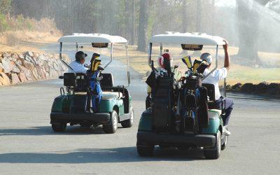 Carrinho de golfe: conheça essa máquina!