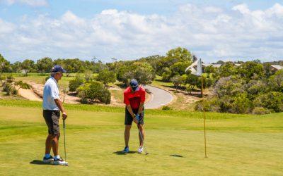 Celebridades brasileiras no mundo do golfe