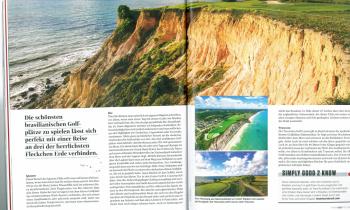 Terravista Golf Course na revista Simply Golf
