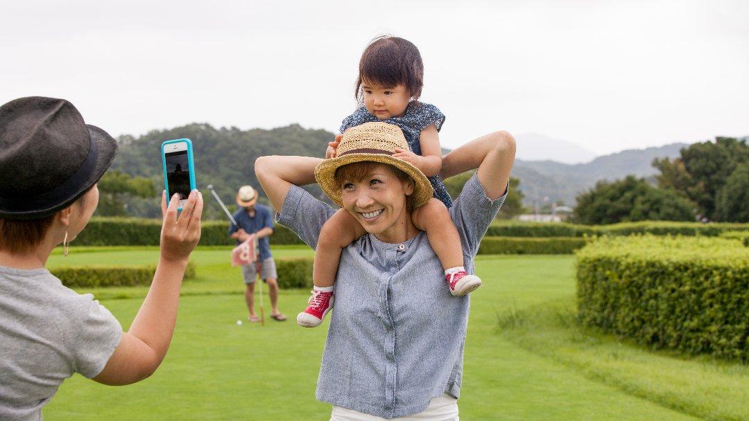 Japan Golf Tour - A terceira maior liga de golfe no mundo!