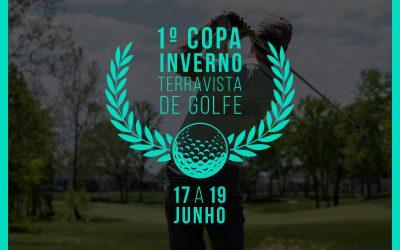 1º Copa Inverno Terravista de Golfe – 17 a 19 de Junho 2021
