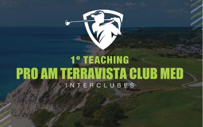 1º Teaching Pro Am Terravista Club Med Interclubes – 26 a 28 de Agosto 2021