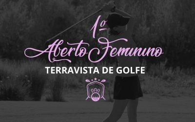 1º Aberto Feminino Terravista de Golfe – 9 a 11 de Setembro 2021